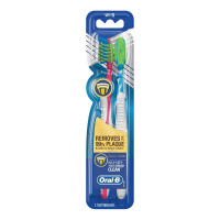 Oral-B Pro-Health Vitalizer Advanced Soft Toothbrushes, 2 ea [300410105044]
