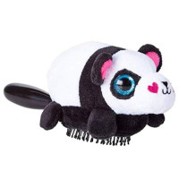 The Wet Brush Plush Panda Brush For Kids 1 Ea [736658797510]