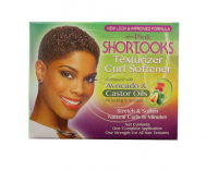 Luster's Shortlooks Texturizer No-Mix No-Lye Kit 1 ea [038276005634]