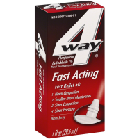 4-Way Fast Acting Nasal Spray 1 oz [300672086112]