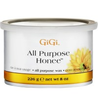 GiGi All Purpose Honee Wax 8 oz [073930032007]
