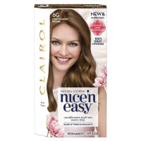Nice 'n Easy Permanent Color, Light Golden Brown [6G] 1 ea [070018116987]