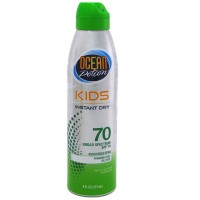 Ocean Potion Kids Instant Dry Continuous Sunscreen Spray SPF 70 6 oz [000774601878]