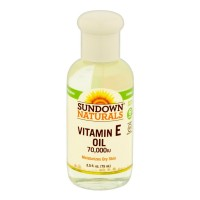 Sundown Naturals Vitamin E Oil 2.50 oz [030768027933]