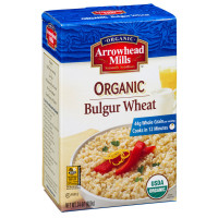 Arrowhead Mills Organic Bulgur Wheat 24 oz [074333385202]