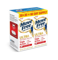 Schiff Move Free Ultra Triple Action Joint Supplement 60 ea [020525956033]