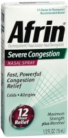 Afrin Nasal Spray Severe Congestion 15 mL [300850474052]