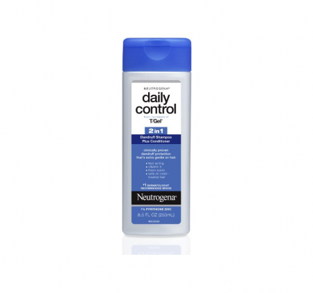 Neutrogena Daily Control 2 In 1 Dandruff Shampoo Plus Conditioner 8.50 oz [070501090008]