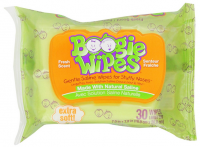 Boogie Wipes Fresh Scent 30 Each [897752002013]
