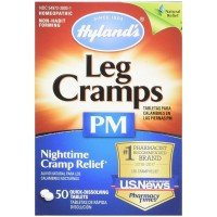 Hyland's Leg Cramps PM Tablets 50 ea [354973309319]