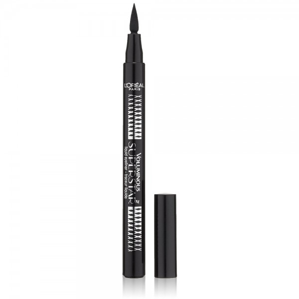 l 39 oreal paris voluminous superstar liquid eyeliner pen black 202 oz pharmapacks. Black Bedroom Furniture Sets. Home Design Ideas
