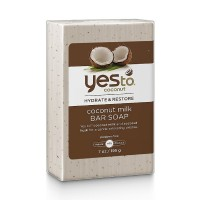 Yes to Coconut Hydrate & Restore Coconut Milk Bar Soap 7 oz [815921015572]