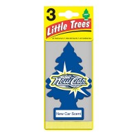 Little Trees Car Air Freshener, New Car Scent 3 ea [076171320896]