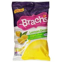 Brach's Lemon Drops Sugar Free Candy 12 packs (4.5oz per pack)  [011300394164]