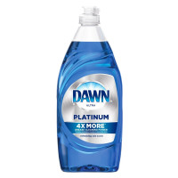Dawn Platinum Dishwashing Liquid, Refreshening Rain 16.2 oz [037000972914]
