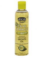 African Pride Olive Miracle Growth Oil, 8 oz [802535443082]