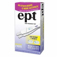e.p.t Pregnancy Test 2 ct [363736952020]