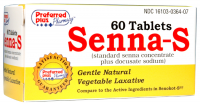 Senna-S  Tablets  60 ea [016103364079]