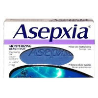 Asepxia Moisturizing Cleansing Bar Soap 4 oz [650240027048]