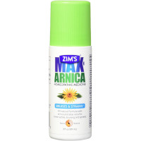 Zim's Max Arnica Homeopathic Roll-On, Bruises & Strain 3 oz [781485254040]