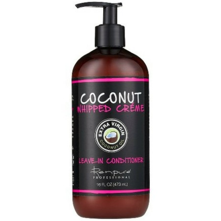 Renpure Coconut Whipped Creme Leave-In Conditioner, 16 oz [810333020374]
