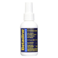 Colace Betadine First Aid Spray 3 oz [367618160039]