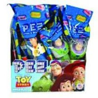 PEZ Toy Story Assorted  12 pack [073621001091]