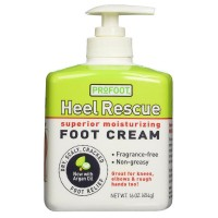 ProFoot Heel Rescue Superior Moisturizing Foot Cream 16 oz  [080376012531]