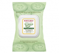 Burt's Bees Facial Cleansing Towelettes, Cucumber and Sage 30 ea [792850018129]