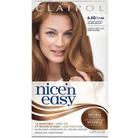 Nice 'n Easy Permanent Color, Natural Lightest Golden Brown [114A ] 1 ea [381519000256]