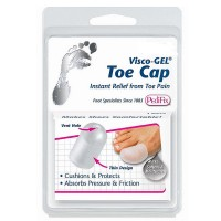 PediFix  Visco-Gel Toe Cap, X Large 1 ea [092437732913]