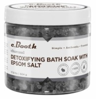 C.Booth  Detoxifying Bath Soak With Epsom Salt  17.8 oz [072151805063]