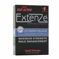 ExtenZe Maximum Strength Male Enhancement 30 ea [846345000103]