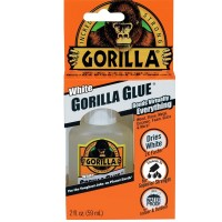Gorilla Glue White Gorilla Glue, White 2 oz [052427520128]