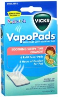 Vicks Pediatric VapoPads Refill Pads 6 Each [328785100051]