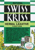 Swiss Kriss Laxative 1.5 oz [075820160159]