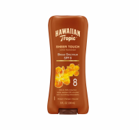 Hawaiian Tropic Sheer Touch Lotion Sunscreen, SPF 8 8 oz [075486087418]