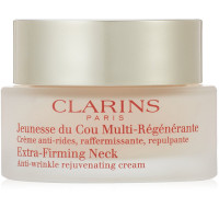 Clarins Extra-Firming Neck Anti-Wrinkle Rejuvenating Cream 1.6 oz [3380811086101]