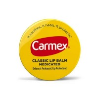 Carmex Classic Lip Balm Medicated 0.25 oz  [083078113117]