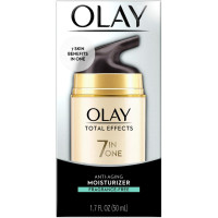 OLAY Total Effects 7-In-1 Anti-Aging Fragrance Free Moisturizer 1.7 oz [075609001772]