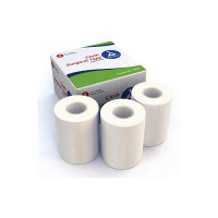 "Dynarex Medical Tape Cloth 3"" X 10 Yard White Non-Sterile, 4 ea [616784356433]"