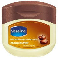 Vaseline Rich Conditioning Petroleum Jelly, Cocoa Butter 7.5 oz