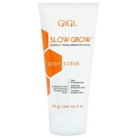 GiGi Slow Grow Body Scrub 6 oz [073930073109]