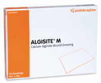 "Algisite M-Calcium Alginate Dressing 4"" X 4"" 10 ea [040565118291]"