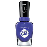 Sally Hansen Miracle Gel Nail Polish, Punk-Ish Purple 0.5 oz [074170438291]
