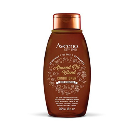 Aveeno, Almond Oil Blend Conditioner 12 oz [052800673199]