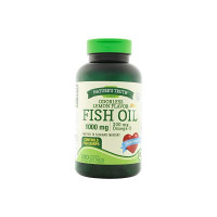 Nature's Truth Odorless Fish Oil 1,000 mg Lemon Flavor, 200 ea [840093106100]