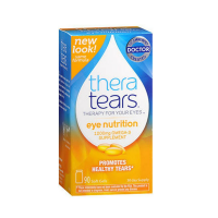 TheraTears Nutrition Dry-Eye Relief Capsules [Omega-3 Supplement] 90 ea [358790003603]