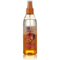 Dark and Lovely Au Naturale Anti-Shrinkage Twice as Nice Curl Refresher Spray 8.5 oz [075285012062]