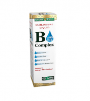 Nature's Bounty Vitamin B Complex Sublingual Liquid 2 oz [074312028717]